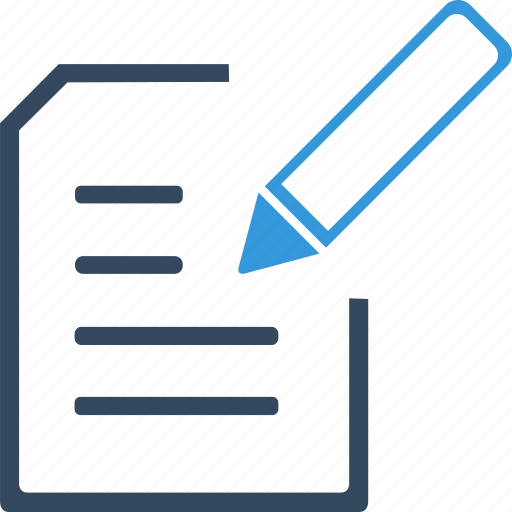 change, document, draw, edit, pen, pencil, write icon