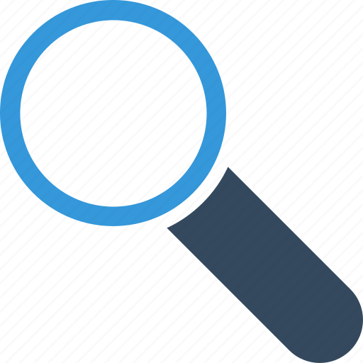 find, look, magnifier, magnifiyng, search, view, zoom icon