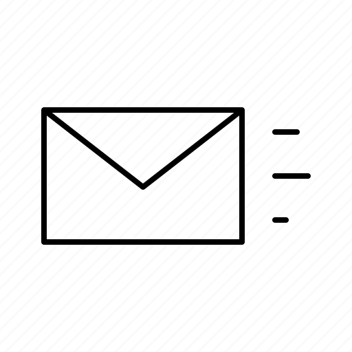delivery, envelope, express, get, mail, postal, service icon