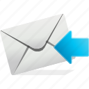 before, communication, email, envelope, logo, media, network icon