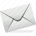 communication, email, envelope, inbox, logo, mobile icon