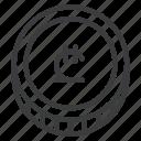 gel, georgian, lari, trade icon