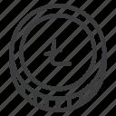 cryptocurrency, digital, litecoin, ltc