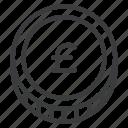 british, gbp, pound, sterling icon
