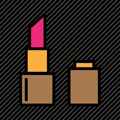 beauty, cosmetics, fashion, lipstick, makeup kit, women icon