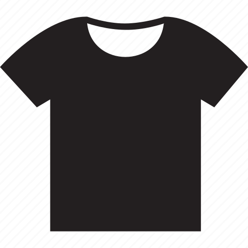 clothes, clothing, shirt, t shirt, top icon