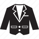 blazer, clothes, clothing, jacket icon