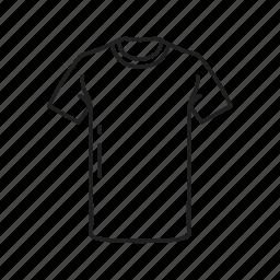 clothes, male shirt, plain shirt, plain t shirt, shirt, t shirt, tshirt icon