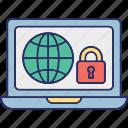 global network protection, global protection, global security, network protection icon