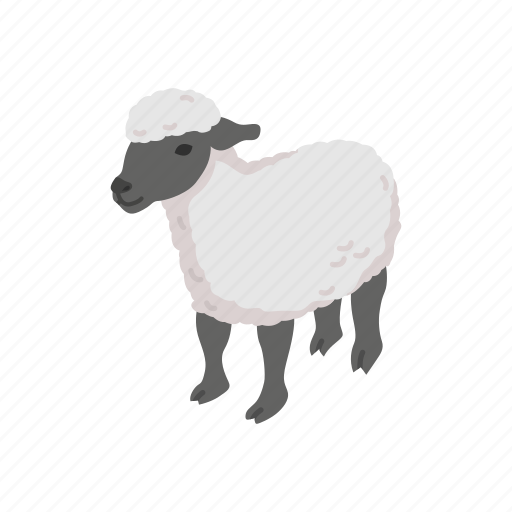animal, lamb, mammal, ovis, sheep icon