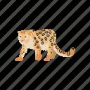 animals, canine, leopard, mammal, ocelot, pet, wild cat icon
