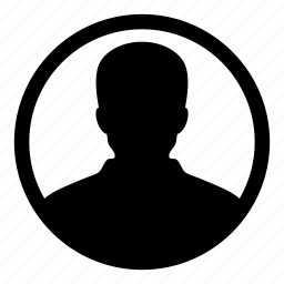 avatar, human, person, profile, user icon
