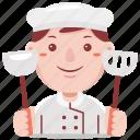 business, chef, job, male, man, person, profession