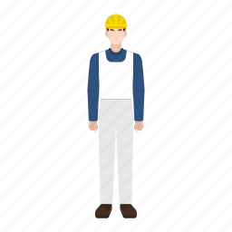 construction, job, labor, man, occupation, profession, worker icon