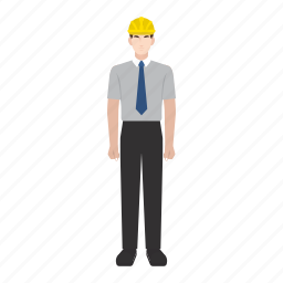 business, control, job, man, occupation, profession, project icon