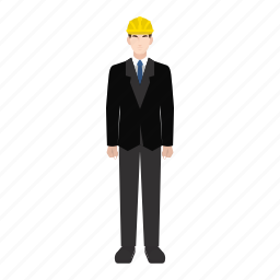 boss, business, job, man, occupation, profession, work icon