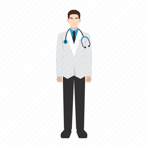 doctor, hospital, job, man, medical, occupation, profession icon