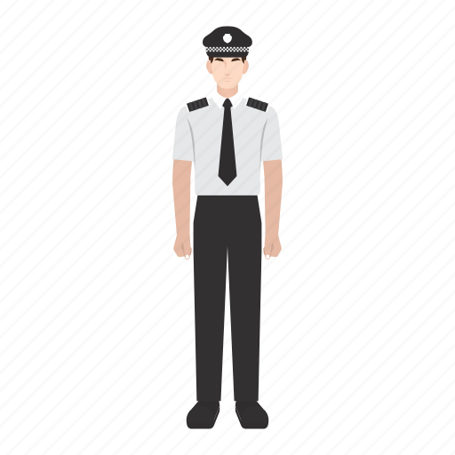 criminal, job, man, occupation, police, profession, work icon