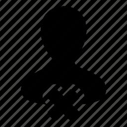 avatar, delete, human, person, profile, user icon