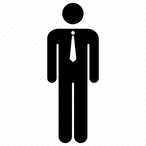 Person, people, man, office, businessman, user, manager icon