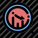 analysis, business, data, data analysis icon