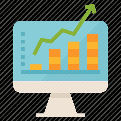 Business, economics, graphs, marketing icon - Download on Iconfinder