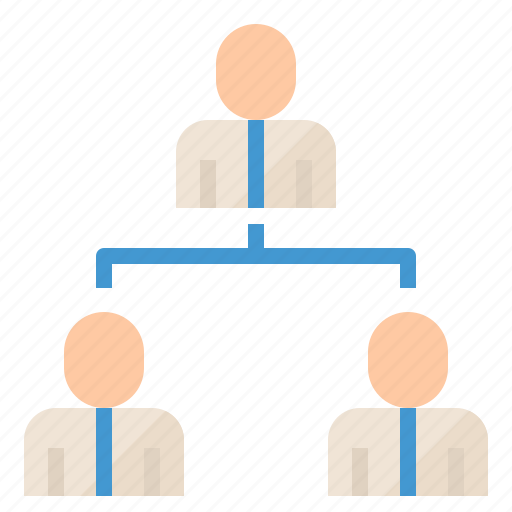 Business, company, hierarchy, organization, pyramid icon - Download on Iconfinder