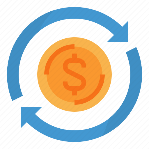 Finance, investment, money, profit, turnover icon - Download on Iconfinder