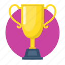 award, business, cup, trophy, victory, win icon