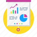 analytics, business, chart, graph, statistics icon