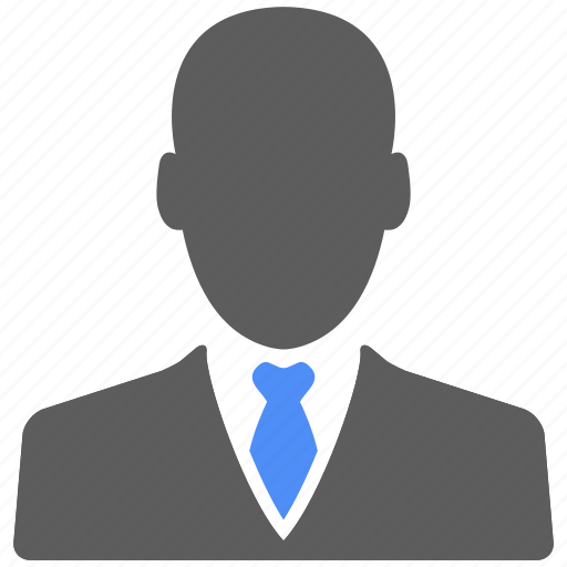 account, avatar, businessman, man, manager, profile, user icon