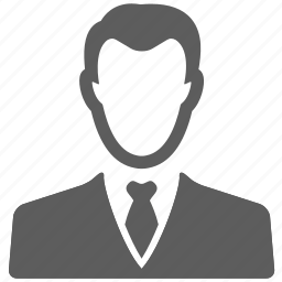 avatar, businessman, man, manager, people, person, user icon
