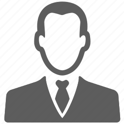 account, avatar, businessman, client, man, manager, profile icon