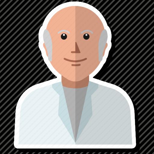 grandpa, shirt, stuart, uncle, user icon