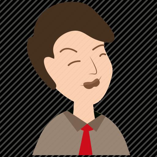 avatar, emoticon, emotion, male, man, user icon
