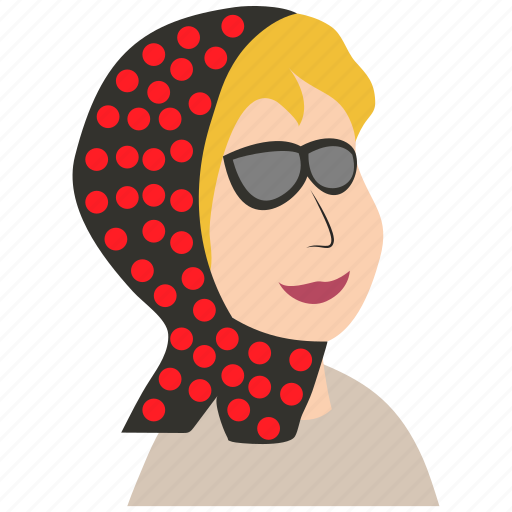 avatar, emoticon, emotion, girl, male, user, woman icon