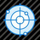 gps, map, tracker icon
