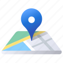 location, map icon