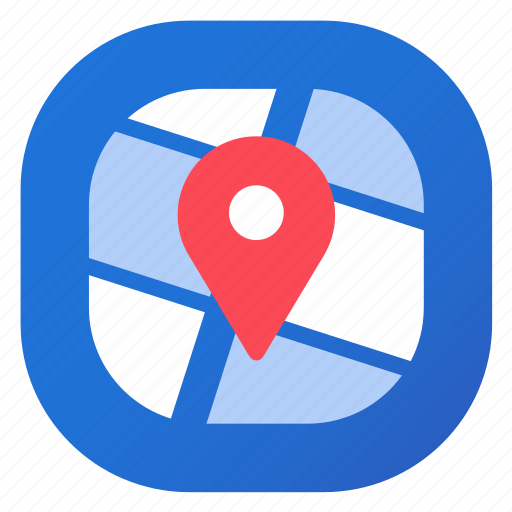 Direction, location, map, navigation icon - Download on Iconfinder