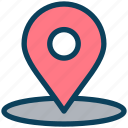 location, map, pin, place, gps