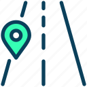 location, map, route, highway, gps, road
