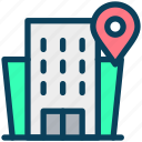 location, map, pin, place, office, navigation