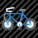 bicycle, map, transit, transportation