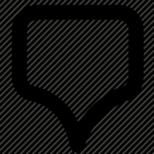 location, location marker icon