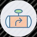 car, device, direction, gps, navigation, navigator icon