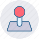 gps, holder, location, map, paper, pin, pointer icon