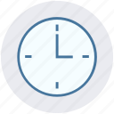 clock, date, optimization, time, time optimization, wait, watch icon