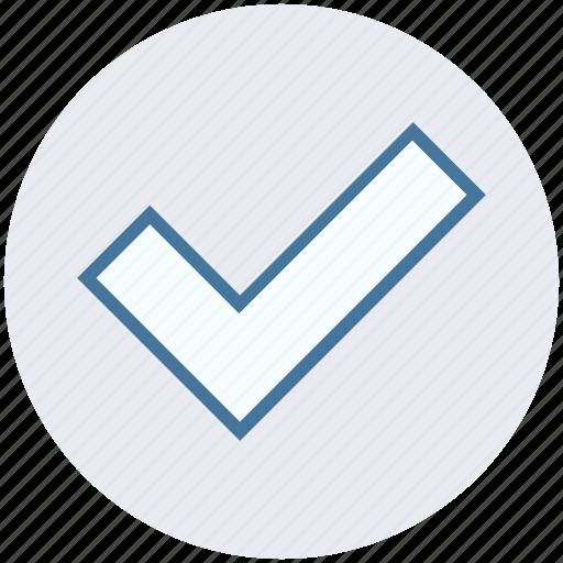 accept, check, checkmark, selection, success, tick, yes icon