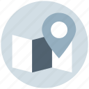 google map, location, map pin, miscellaneous, navigation, orientation, position icon