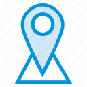 arrow, direction, gps, location, map, navigation, pointer